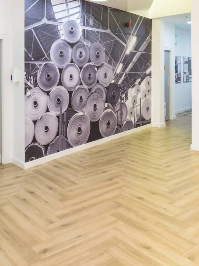 Amtico Signature Coventry Office After 4
