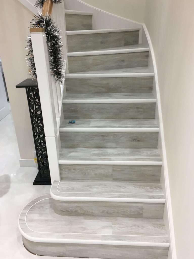 Amtico Signature Staircase After 2