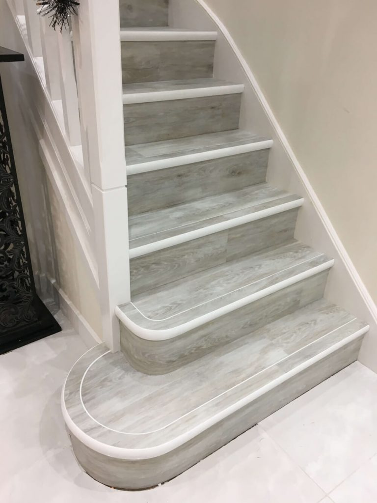 Amtico Signature Staircase After 3