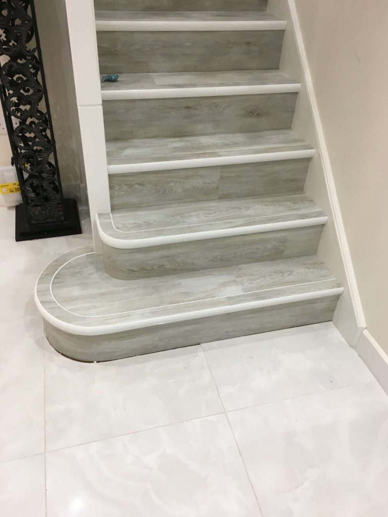 Amtico Signature Staircase After 6