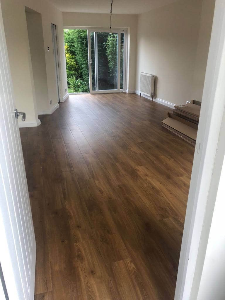 Amtico Spacia Flooring Shirley After 1